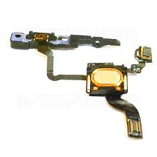 Nuevo Genuino Iphone 4 On/Off de Soporte Sensor Flex Completo + parte del altavoz