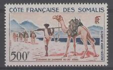 """COTE DES SOMALIS: PA.n°29 **, variété """"tache parasite blanche dans le C de COTE"""""""