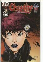 Chastity Rocked 1998 series # 3 near mint comic book