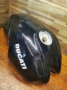 2007 Ducati Monster 400 695 Plastic Fuel Petrol Gas Tank 58630441A No Leaks