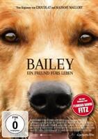 Bailey - Ein Freund fürs Leben (2017)  DVD  NEU & OVP