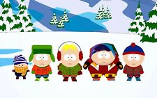 South park Poster Length: 800 mm Height: 500 mm SKU: 14853