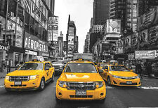 Puzzle New York Taxi, 2000 Teile, Collage, Manhattan, Big Apple, Perre Group