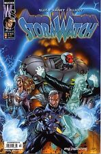 STORMWATCH 4 Comic deutsch