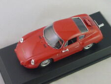 BEST MODELS - PORSCHE ABARTH 1960 ROUGE -  1/43
