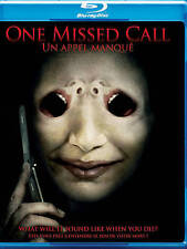 One Missed Call (Blu-ray Disc, Canadian)