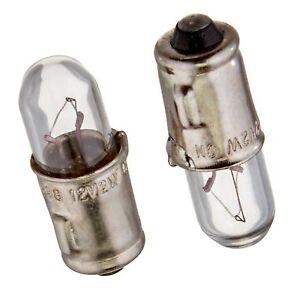 HELLA 3898TB Twin Blister Standard Miniature 3898 Bulbs, 12V, 2W, 2 Pack