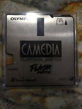 Olympus Camedia Floppy Disk Adapter Flash Path Wafp-2 SmartMedia Fdd