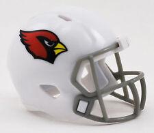 Arizona Cardinals Riddell NFL Pocket Pro Revolution Football Helmet