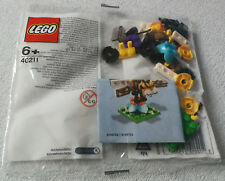 LEGO® 40211 Biene (Bumble Bee) Polybag Neu & OVP new sealed 6137199 April 2016