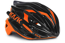 Kask Mojito Road Cycling Helmet - Black and Orange - Size Small 48-56cm
