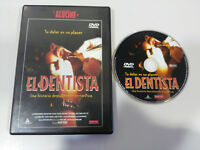 EL DENTISTA THE DENTIST BRIAN YUZNA DVD + EXTRAS TERROR HORROR ESPAÑOL ENGLISH