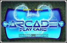 DISNEY 2010 USA DOWNTOWN SPORT MICKEY PLAY ARCADE GAME COLLECTIBLE GIFT CARD