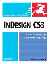 InDesign CS3 for Macintosh and Windows