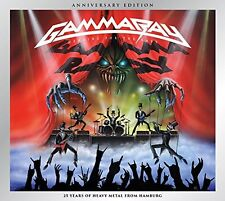 GAMMA RAY - Heading for the East 25th Anniversary Edition 2 CD DIGIPACK