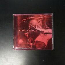 "Used CD Black Sabbath Black Mass 1999 NMC w/ ""Blood Pack"" Import Rare pilot 49"