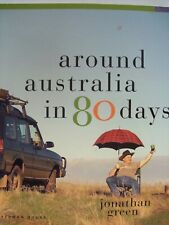 AROUND AUSTRALIA IN 80 DAYS. 2004. LIKE NEW