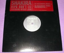 shakira maxi hips don't lie (featuring wyclef jean) nm m