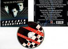 FREEJACK - Mick Jagger (CD BOF/OST) Scorpions,Jesus & Mary Chain,Ministry...1992