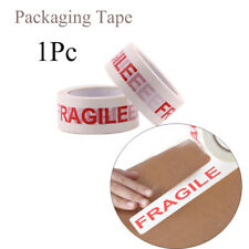 Quality Adhesive Box Sealing Packing Tape Care Shipping Fragile Warning Sticker
