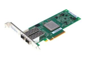 HP / Qlogic QLE2562 DualPort 8Gb FC HBA // Full Profile // AJ764-63002