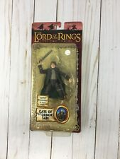 Lord Of The Rings Two Towers GATE OF MORDOR SAM Action Figure SEALED S4