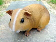Guinea Pig Statue Figurine Garden Home Decor Ornament