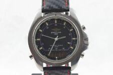 Breitling Pluton uomo orologio in acciaio/ACCIAIO 42 mm 80191 Vintage Rarità