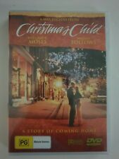 Christmas Child DVD. A Max Lucardo Story. Brand new and sealed. All Regions PAL.