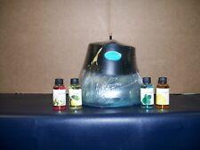 NEW  Rainbow Rainmate  Air Purifier 110v w/ led light + 4 pk of fragrance BONUS