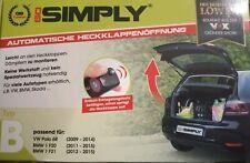 Go Simply automatische Heckklappenöffnung Typ B, VW Polo, BMW 1er