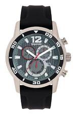 Gigandet SPEEDBIKE Herren Armbanduhr Chronograph Analog Quarz Grau G14-005