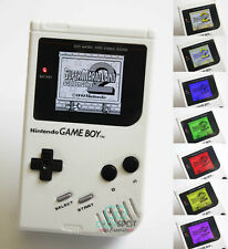 Original Game Boy DMG-nueva consola de retroiluminación LCD de Color multi -