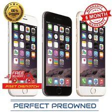 APPLE iPHONE 6 64GB 100% GENUINE , UNLOCKED & 100% WORKING + FREE SHIPPING