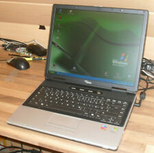 Fujitsu Amilo M7405. Fire Wire. Kartenleser. PCMCIA Slot. Windows XP, Office
