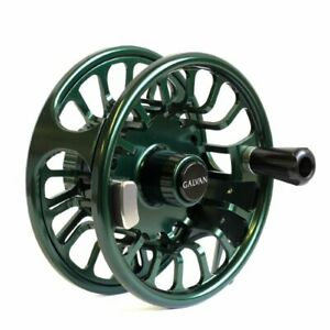 Galvan TORQUE 6 Fly Reel • Green Color • New • NEVER OUT OF BOX • 20% OFF MSRP!