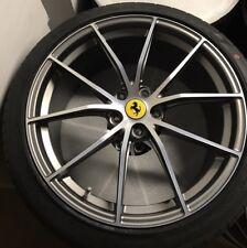 ORIGINALE Ferrari f12 TDF completamente RUOTE WHEELS & Tyre PIRELLI P ZERO CORSA F