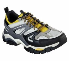 Men's Skechers RX FIT Stak Ultra Treso Casual Shoes, 66255 /LTGY Multi Sizes Gre