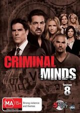 Criminal Minds : Season 8 (DVD, 2013, 5-Disc Set)