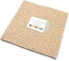 """Count Your Blessings Moda Layer Cake 42 100% Cotton 10"""" Precut Quilt Squares"""