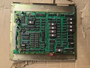 Mr. DO's Castle Arcade Pcb Tested Not Working Non Jamma