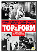 Top of the Form DVD (2018) Ronald Shiner, Carstairs (DIR) cert PG ***NEW***
