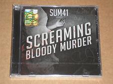 SUM 41 - SCREAMING BLOODY MURDER - CD SIGILLATO (SEALED)