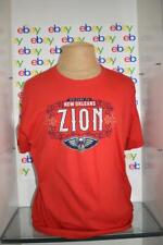 Zion Williamson New Orleans Pelicans WELCOME TO NEW ORLEANS Mens T-Shirt NWT
