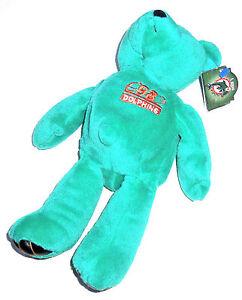Miami Dolphins Dan Marino Bean Bag Bear NFL Football Limited Treasures Pro Bears