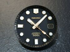 NEW SEIKO AFTERMARKET MM300 DIAL,MINUTE TRACK, HANDS SET WILL FIT SEIKO SKX007