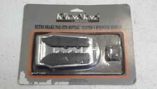 Kuryakyn Harley Davidson Softail Custom & Springer Retro Brake Pedal Pad NOS