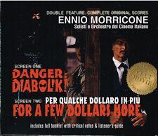 Ennio Morricone: Danger Diabolik, Per Qualche Dollaro In Più - Box 2 CD