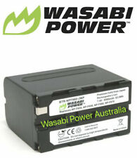 Wasabi Power Battery for Sony NP-F975, NP-F970, NP-F960, NP-F950 (8500mAh)