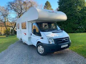 2009my Roller-team auto-roller 5 berth motorhome ford transit based